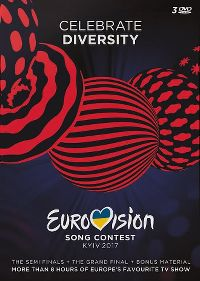Cover  - Eurovision Song Contest - Kyiv 2017 [DVD]